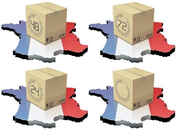 livraison rapide France